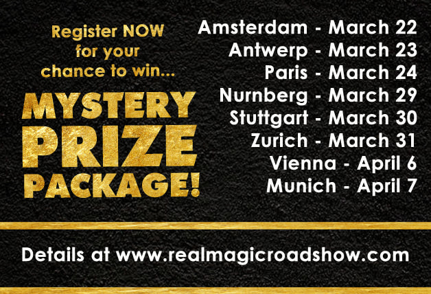 Blog Archives - Real Magic Road Show